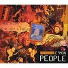 paul mccartney - c'mon people CD single 1993 mpl capitol 4 tracks used mint