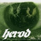 herod - for whom gods would destroy CD 2004 lifeforce records 11 tracks used mint