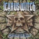 icarus witch - capture the magic CD 2005 magick records 9 tracks used