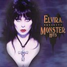 elvira presents monster hits - various artists CD 1994 rhino 9 tracks used mint