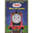 thomas & friends - best of james collector's edition DVD 2002 anchor bay used mint