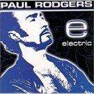 paul rodgers - electric CD 2000 CMC international BMG Direct 10 tracks used mint