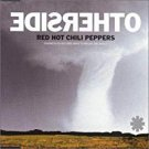 red hot chili peppers - otherside CD 1999 warner 2 tracks plus video used mint