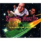 smash mouth - walkin' on the sun Cd single 1997 interscope 4 tracks used mint