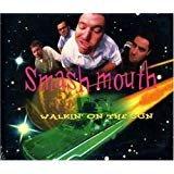 smash mouth - walkin' on the sun Cd single 1997 interscope 4 tracks used mint