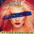 missing persons - spring session m CD 1982 capitol 1991 toshiba japan 12 tracks used