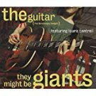 they might be giants  - the guitar CD maxi single 1992 elektra 6 tracks used mint