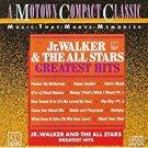 jr. walker & the all stars - greatest hits CD 1987 motown bmg direct 12 tracks used mint