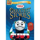thomas & friends - greatest stories special edition DVD 2-discs 2010 lionsgate 148 minutes used mint