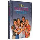 wonder years - season four DVD 4-discs 2015 time life 653 minutes used mint