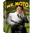 mr. moto collection volume two DVD 4-discs 2006 20th century fox used mint