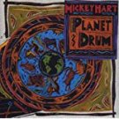 mickey hart - planet drum CD 1991 shout factory 13 tracks used mint