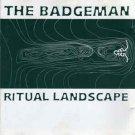 badgeman - ritual landscape CD 1992 paperhouse 12 tracks used mint