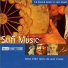 rought guide to sufi music - various artists CD 2001 world music network 11 tracks used mint