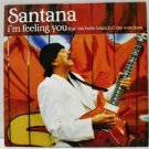 santana - i'm feeling you CD single 2005 arista used mint