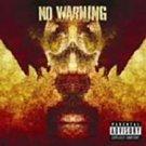 no warning - suffer survive CD machine shop recordings warner 10 tracks new