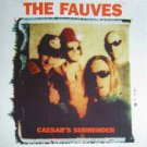 fauves - caesar's surrender CD EP 1994 polydor 6 tracks used mint