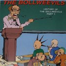 bollweeviles - history of bollweeviles part I CD dr. strange records 25 tracks used mint