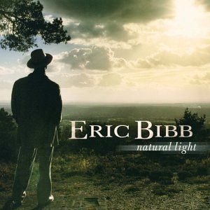 eric bibb - natural light CD 2003 earth beat 13 tracks used mint
