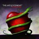 last goodnight - poison kiss CD 2007 virgin 12 tracks used mint
