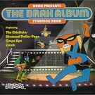 brak presents the brak album starring brak CD 2000 rhino cartoon network 33 tracks used mint