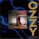 ozzy osbourne - blizzard of ozz Cd 1995 sony 9 tracks used mint