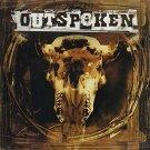 outspoken - bitter shovel CD 2003 lava 12 tracks used mint