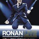ronan keating - live destination wembley '02 DVD 2002 universal 19 tracks used mint