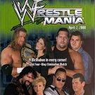 WWF wrestlemania 2000 DVD 2-discs 2000 WWF 450 minutes used mint