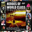 heroes of world class championship wrestling - story of von erichs DVD 2006 used mint