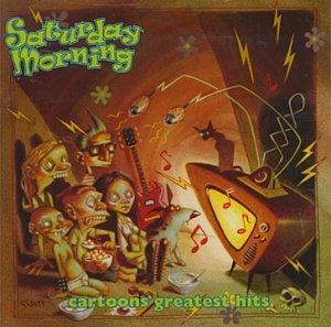 saturday morning cartoons greatest hits CD 1995 MCA 21 tracks used mint