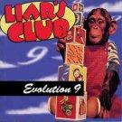 liar's club - evolution 9 CD 1993 charlatan record 12 tracks used mint