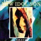 new idol son - reach CD 1994 pavement 10 tracks used mint