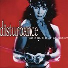 disturbance - we come out at night CD 1993 zoo BMG 12 tracks used mint