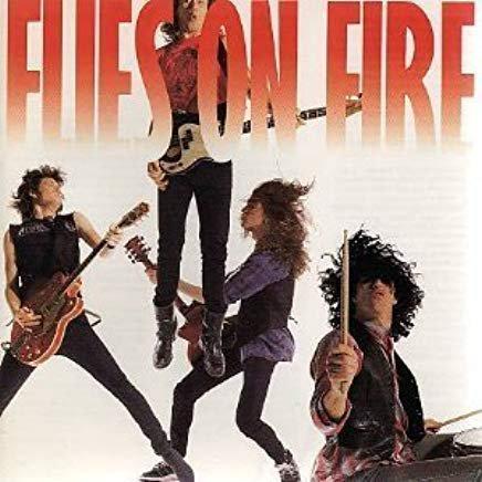 flies on fire - flies on fire CD 1989 warner atco 11 tracks used mint