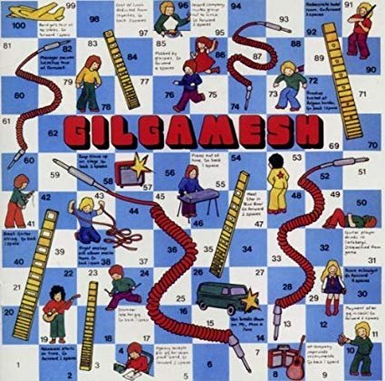 gilgamesh - gilgamesh CD 2011 esoteric 8 tracks new