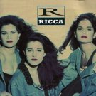 ricca - ricca CD 1994 sony epic 12 tracks used mint
