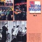 british invasion - the history of british rock vol. 4 CD 20 tracks 1988 rhino used mint