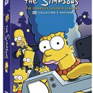 simpsons - complete seventh season collector's edition DVD 4-discs 2005 used mint