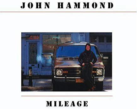 john hammond - mileage CD 1995 rounder 13 tracks used mint