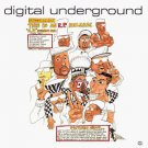 digital underground - this is an e.p. release CD 1990 tommy boy 6 tracks used mint