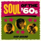 soul of the '60s - shop around - various artists CD 2014 time life universal 16 tracks new