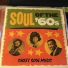 soul of the '60s - sweet soul music - various artists CD 2-discs 2014 time life rhino 34 tracks new