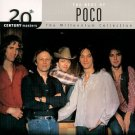 best of poco - 20th century masters millennium collection CD 2000 MCA 11 tracks used mint