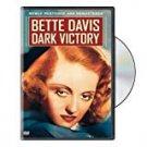 dark victory - bette davis DVD 2005 warner turner 104 mins B&W used mint