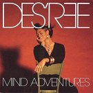 des'ree - mind adventures CD 1992 sony epic 9 tracks used mint