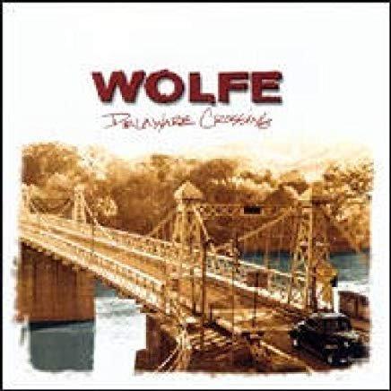 wolfe - delaware crossing CD 2003 blue lizard ulftone new