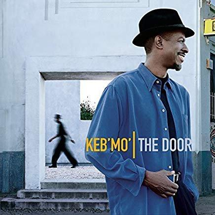 keb mo - the door CD 2000 sony okeh used mint