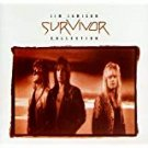 survivor - jim jamison survivor collection CD 1993 scotti bros 10 tracks used mint