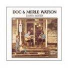 doc & merle watson - down south CD 1984 sugar hill 1986 rykodisc 12 tracks used mint